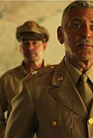 George Clooney, Kyle Chandler, and Kevin J. O'Connor in Catch-22 (2019)