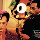 Keith Carradine and Joe Morton in Trouble in Mind (1985)