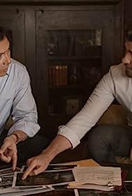 Benito Martinez and John Krasinski in Jack Ryan (2018)