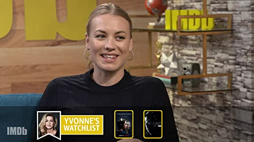 "The Watchlist With ""The Handmaid's Tale"" Star Yvonne Strahovski"