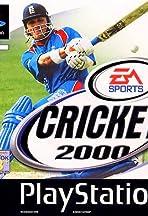 EA Sports Cricket 2001