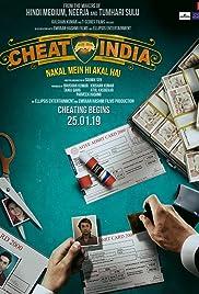 Cheat India (2019) besthdmovies - Hindi Movie DVDScr 700MB 720p ESubs