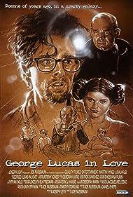 Lisa Jakub, Martin Hynes, and Jeff Wiens in George Lucas in Love (1999)