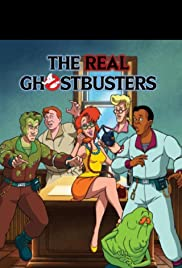 Animating 'The Real Ghostbusters' Poster