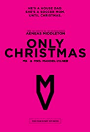 Only Christmas Poster