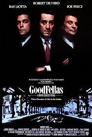 Robert De Niro, Ray Liotta, and Joe Pesci in Goodfellas (1990)