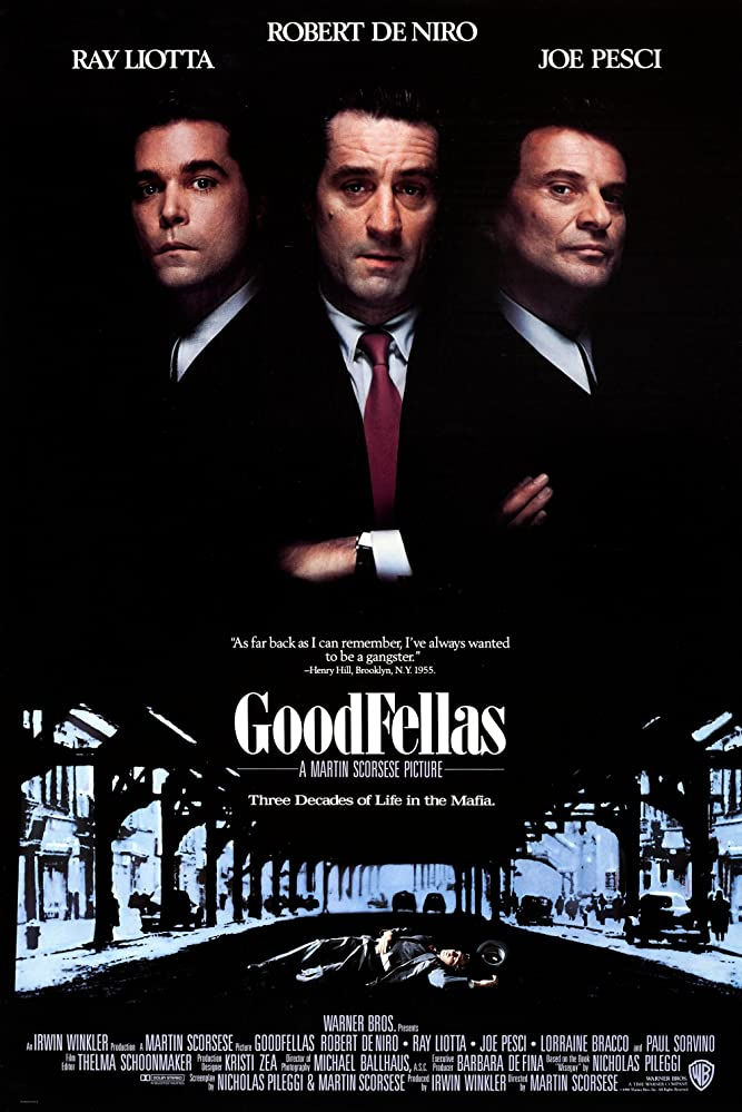 Goodfellas (1990) Movie