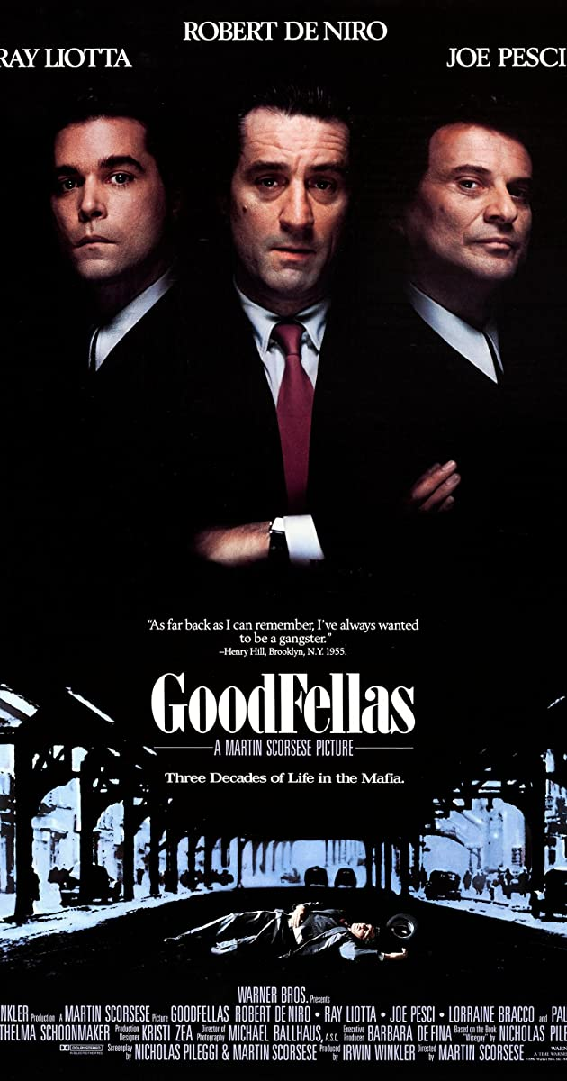 Watch Full HD Movie Goodfellas (1990)