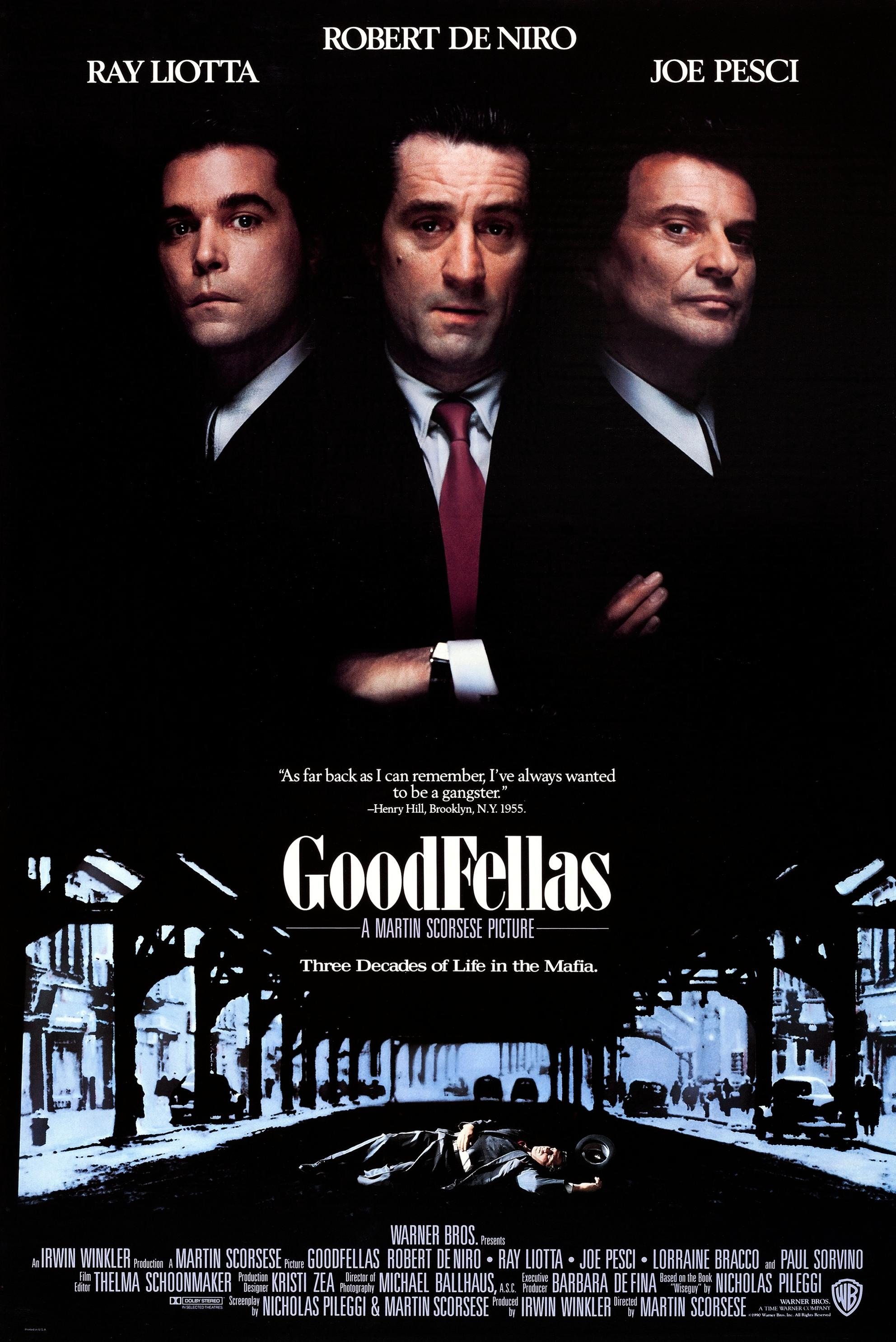 Goodfellas (1990) BluRay 480p, 720p & 1080p