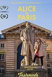 Alice in Paris Poster