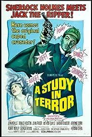 John Neville in A Study in Terror (1965)