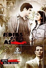 Os Dias Eram Assim Poster - TV Show Forum, Cast, Reviews