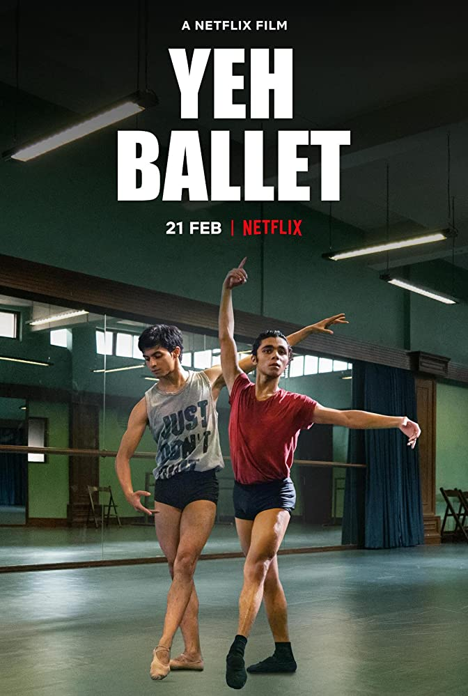 Yeh Ballet (2020) Hindi 720p NF HDRip x264 AAC 5.1 ESubs