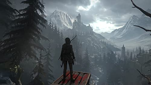 Rise Of The Tomb Raider: 4K Playstation 4 Pro Demo