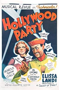 Site for downloading movie subtitles Hollywood Party by Leslie Fenton [2048x1536]