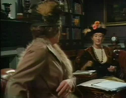 Upstairs Downstairs: A Patriotic Offering