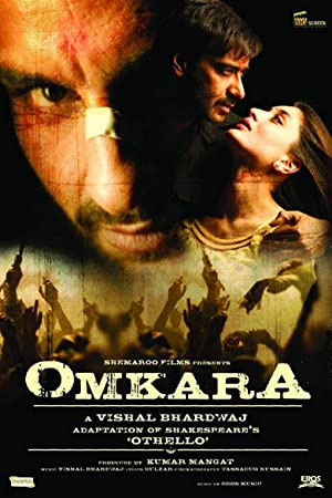 Robin Bhatt (screenplay) Omkara Movie