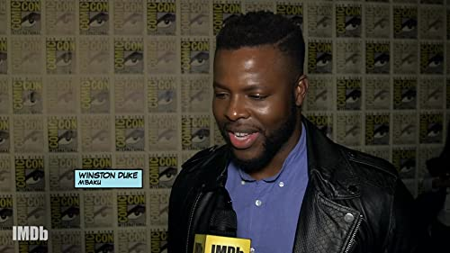 'Black Panther' Cast Members on Becoming Their Characters