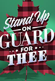 Stand-Up On Guard for Thee Poster