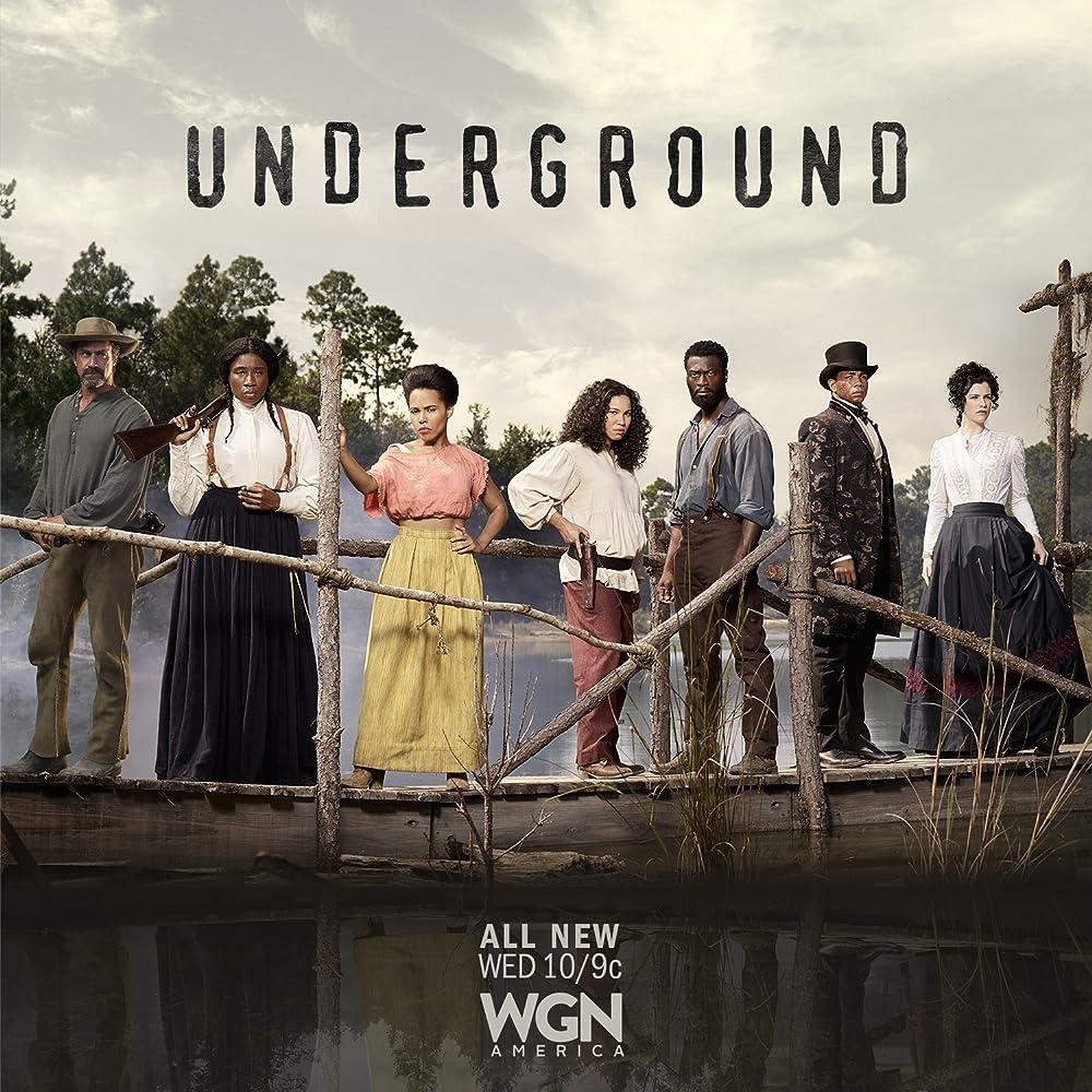 Underground (Tv Series)