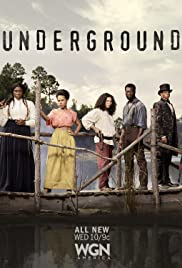 Underground Poster - TV Show Forum, Cast, Reviews