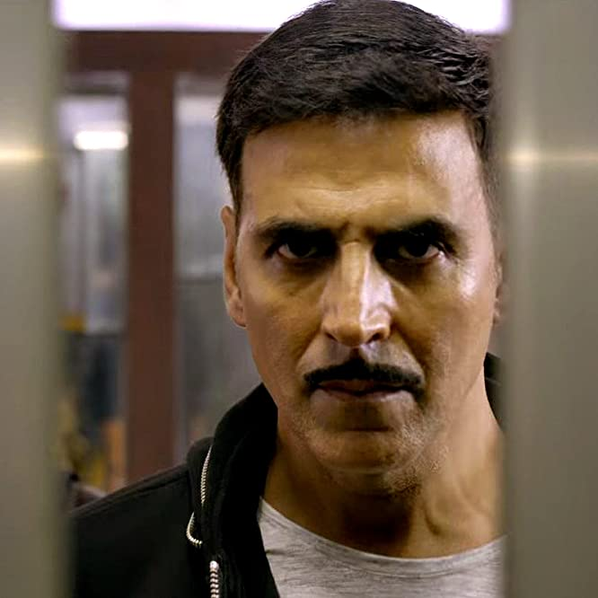 Akshay Kumar in Naam Shabana (2017)