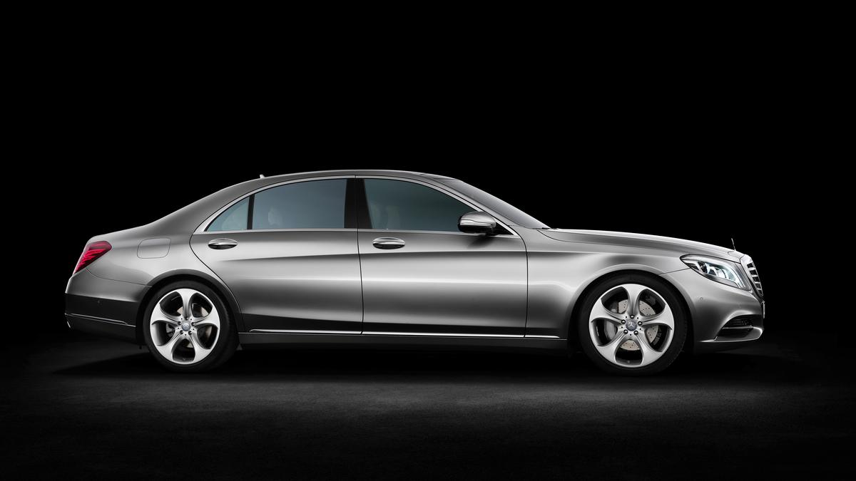 Good Why New Mercedes Benz S550? (2014)