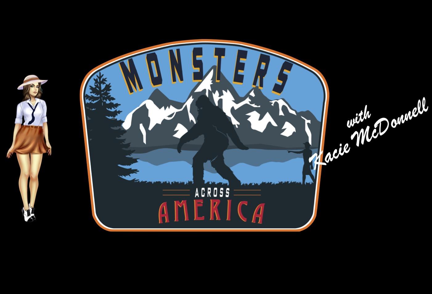 Monsters Across America w/ Kacie McDonnell