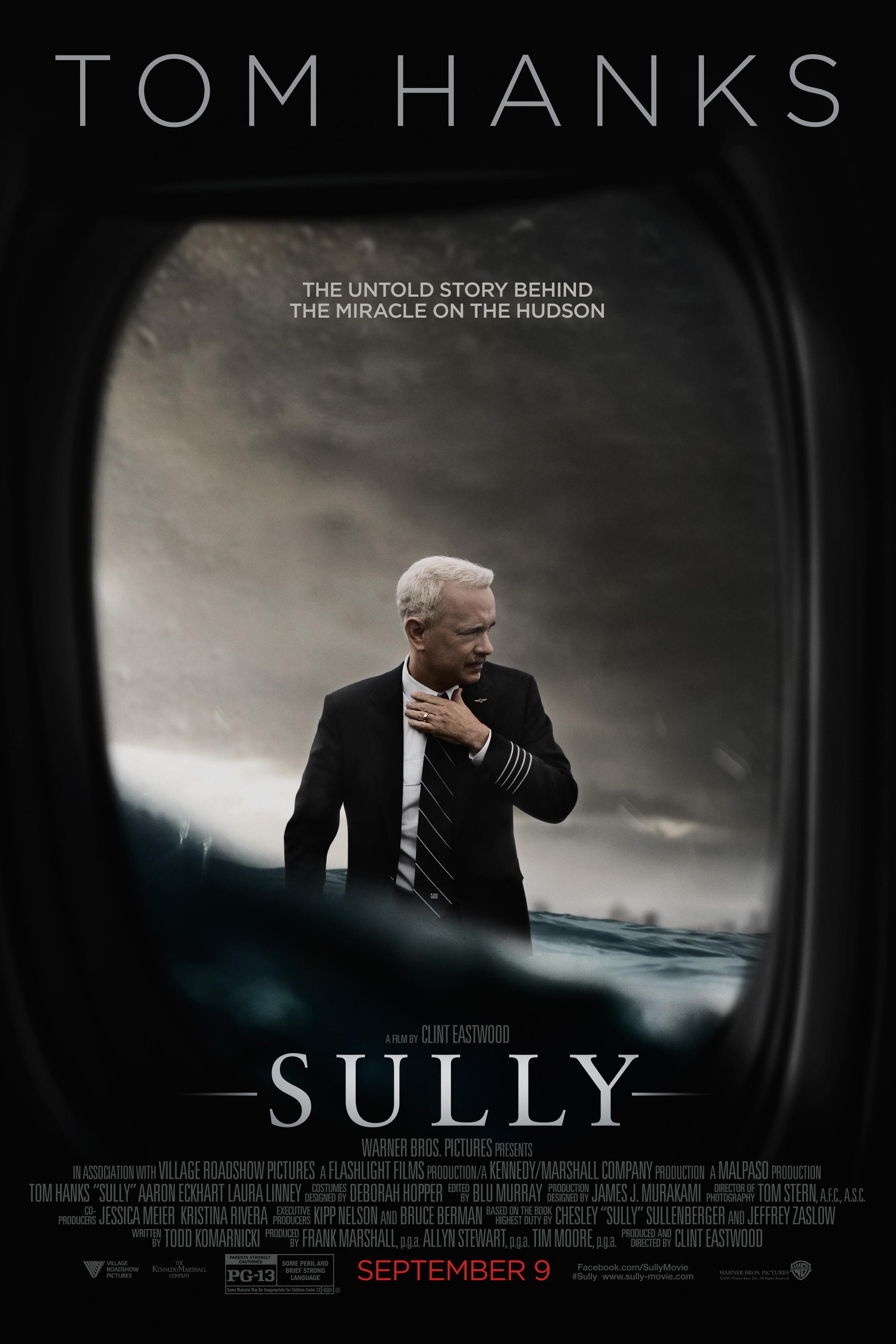 Download Sully (2016) Dual Audio {Hindi-English} 480p | 720p