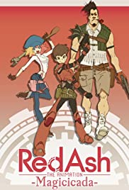 Red Ash: Magicicada Poster