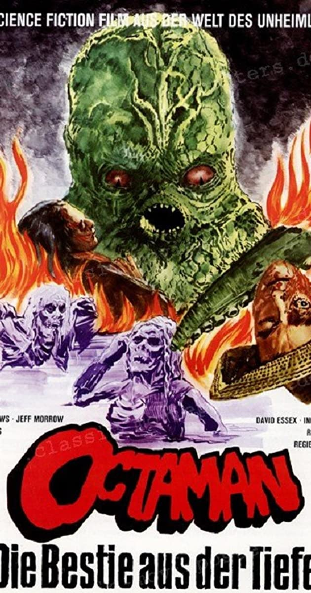 Creature Black Lagoon Poster Cult Movie Poster Classic M KITSCH MOVIE POSTER