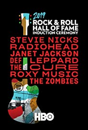 The 2019 Rock and Roll Hall of Fame Induction Ceremony Poster