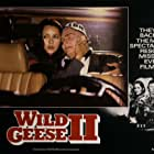 Laurence Olivier and Barbara Carrera in Wild Geese II (1985)