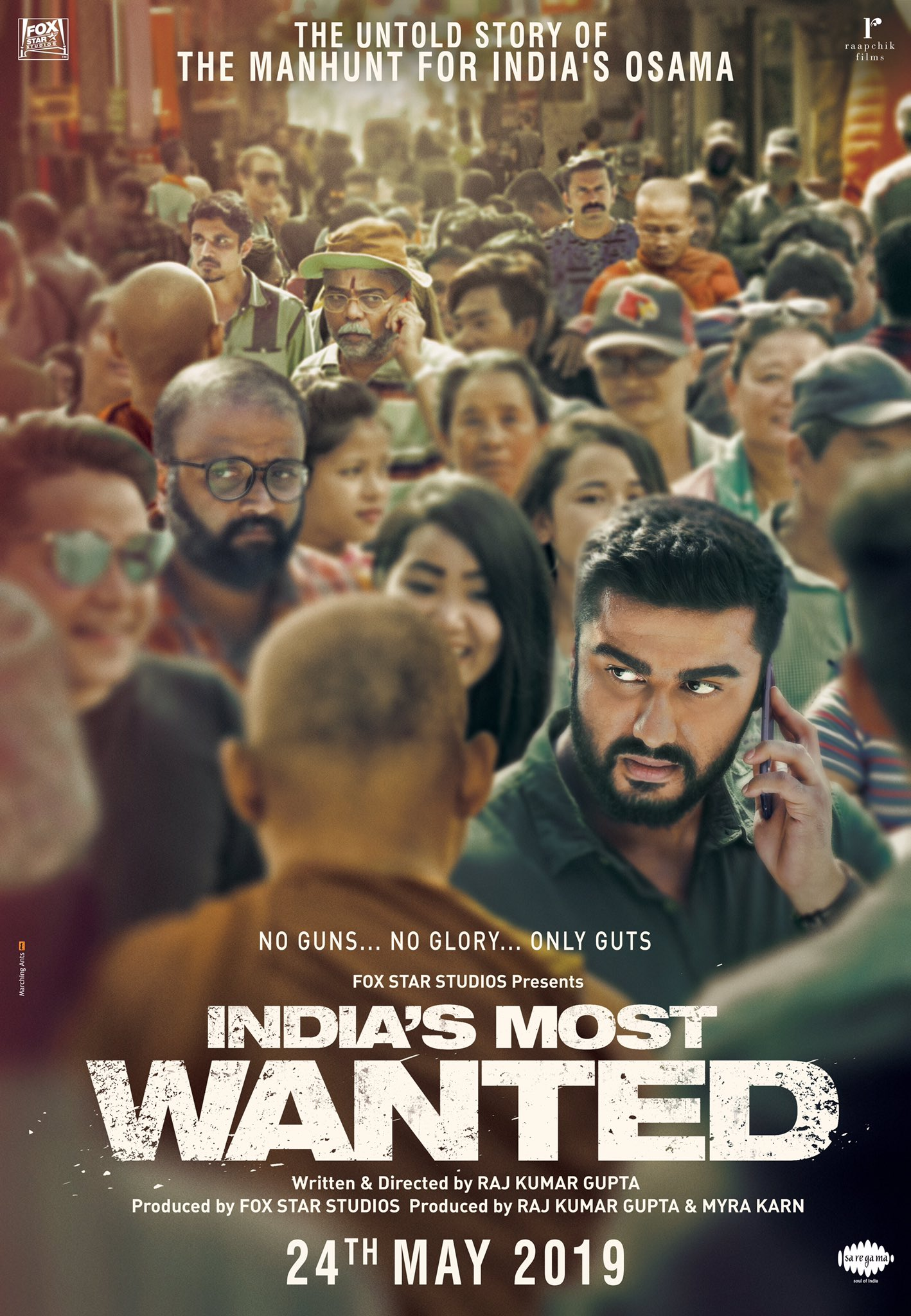 """IMDb Trailer With Commentary"""" 'India's Most Wanted' Trailer With ..."""