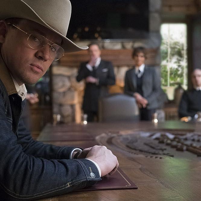 Channing Tatum in Kingsman: The Golden Circle (2017)