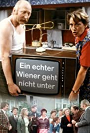 Ein echter Wiener geht nicht unter Poster
