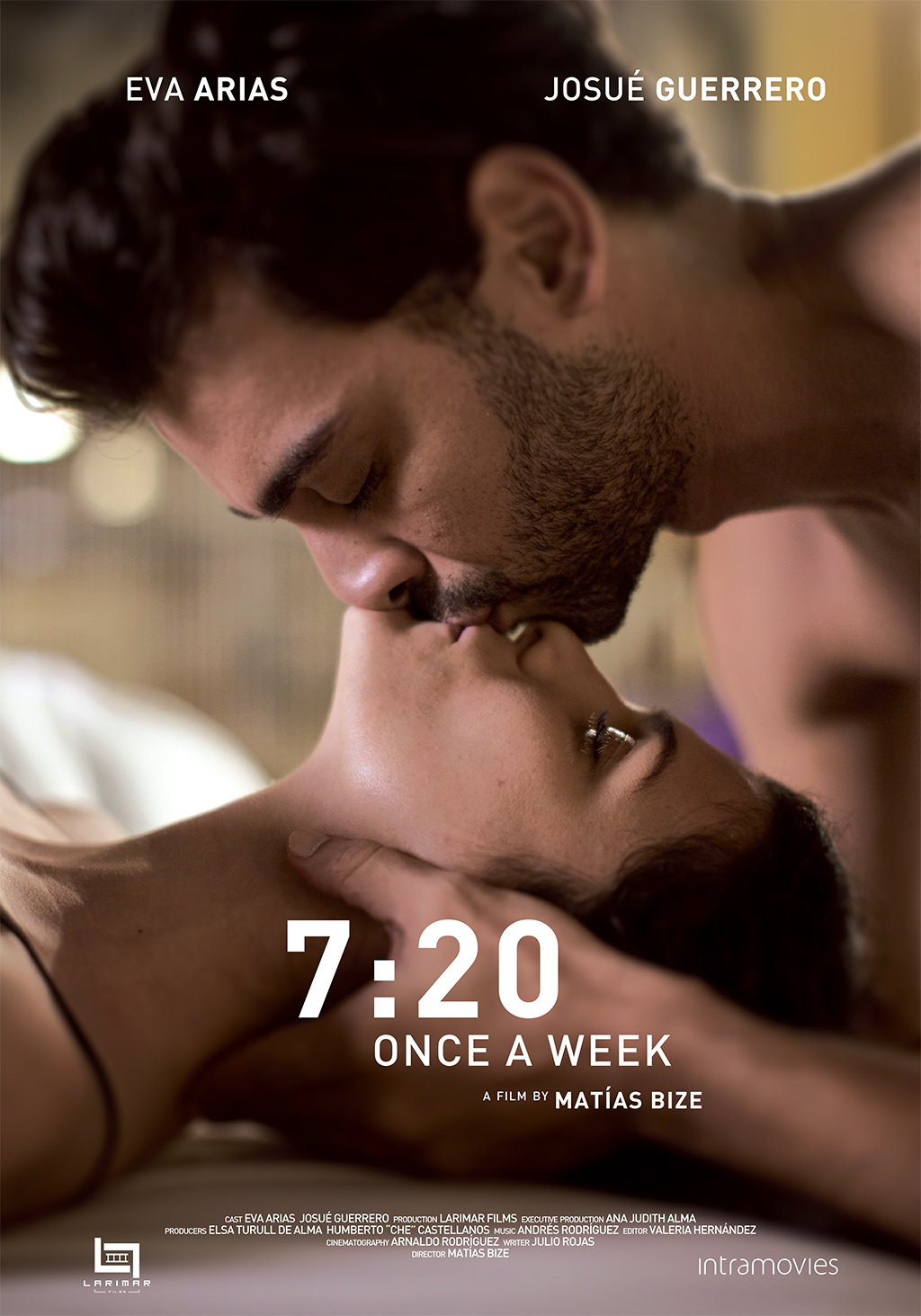 Download [18+] 7:20 Once a Week (2018) Dual Audio {Hindi (Voice Over) -Spanish} 480p [300MB] | 720p [900MB]