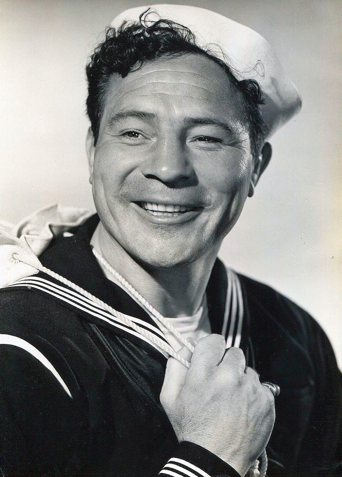 Max Baer in The Navy Comes Through (1942)