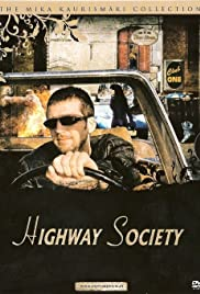 Highway Society Poster