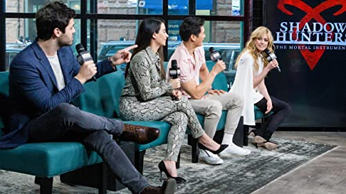 "BUILD: The ""Shadowhunters"" Cast on the Show's Legacy"