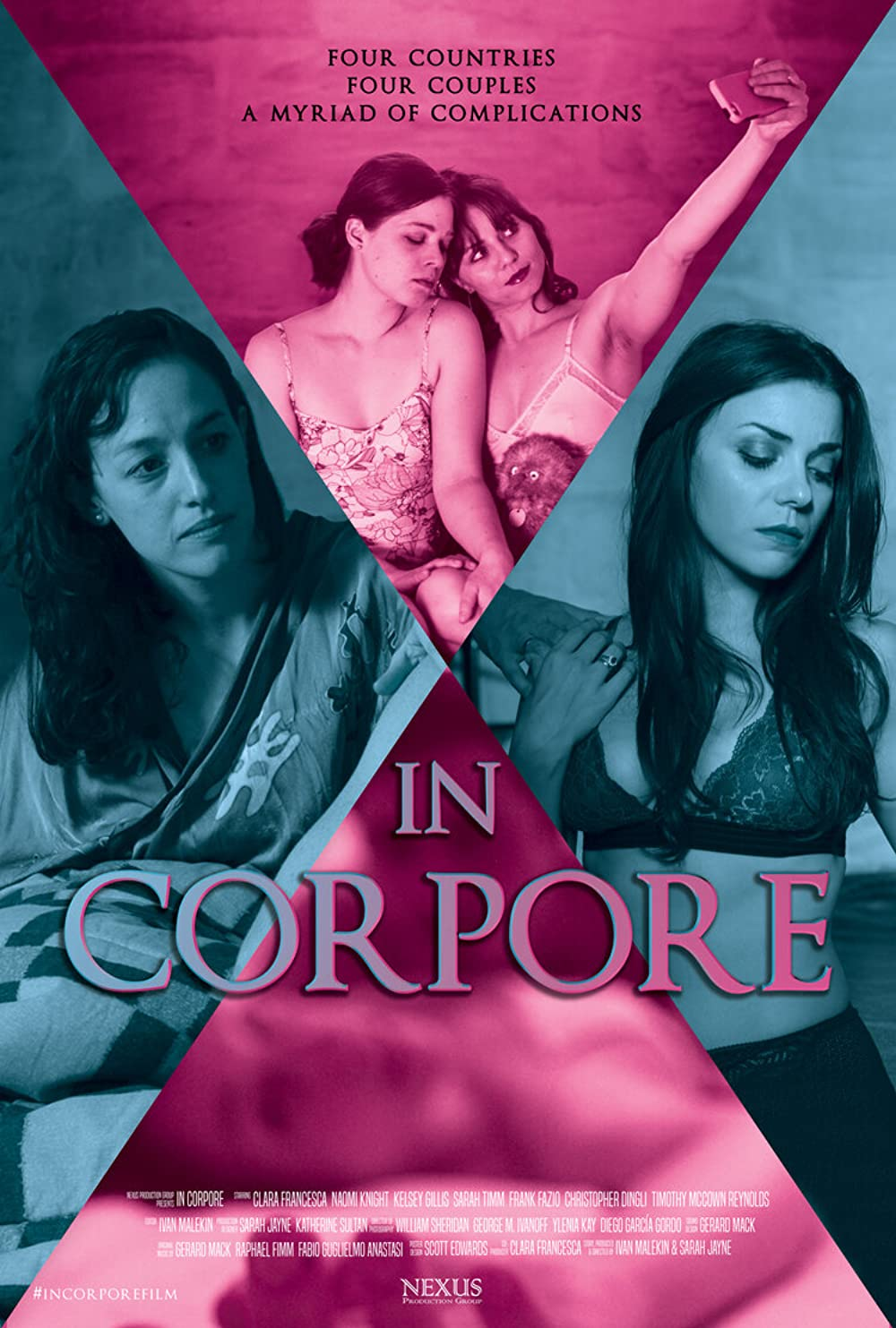 18+ In Corpore 2020 English Hot Movie 720p HDRip ESubs 800MB x264 AAC