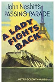 A Lady Fights Back Poster