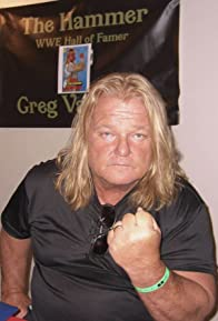Primary photo for Greg Valentine