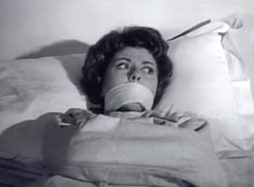Lana Morris in The Invisible Man (1958)