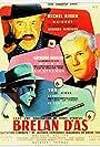 Raymond Rouleau, Michel Simon, and John Van Dreelen in Brelan d'as (1952)