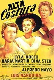Alta costura Poster