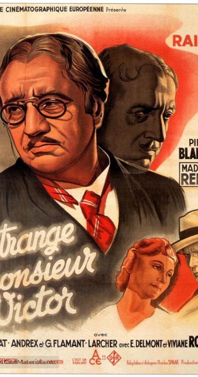 L'étrange Monsieur Victor (1938) - IMDb