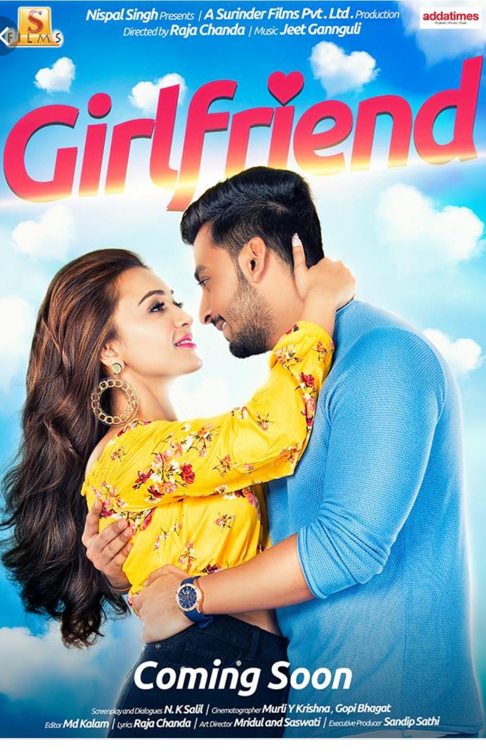 Girlfriend (2018) Bengali WEB-DL - 480P | 720P - x264 - 350MB | 950MB - Download & Watch Online  Movie Poster - mlsbd