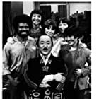 June Angela and Pat Morita with cast of Mr T and Tina (ABC)