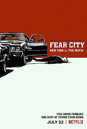 Where to stream Fear City: New York vs the Mafia